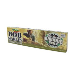Bob Marley Organic Hemp Rolling Papers - King Size