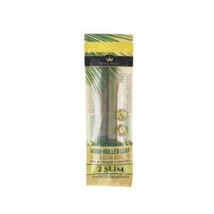 King Palm Slim Pre-Rolled Palm Leaf Wraps (2 Pack)