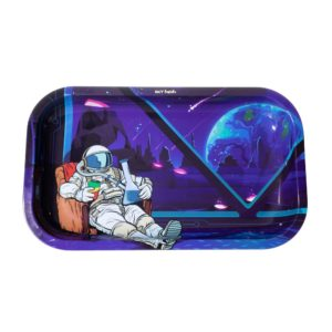 Sky High Rolling Tray - Astronaut
