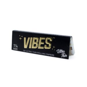 Vibes Ultra Thin Rolling Papers - 1 1/4""