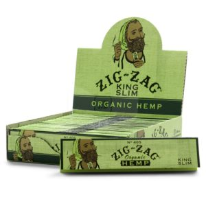 Zig-Zag Organic Hemp Rolling Papers - King Size